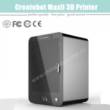 CE Commercial Silver Max 3D Printer With 280*250*400mm Build Size Metal Structure Own Software High Precision