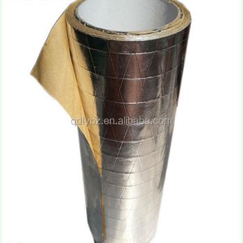 Tri Way Fsk Facing Silver Foil Paper Aluminum Foil Paper Craft Buy