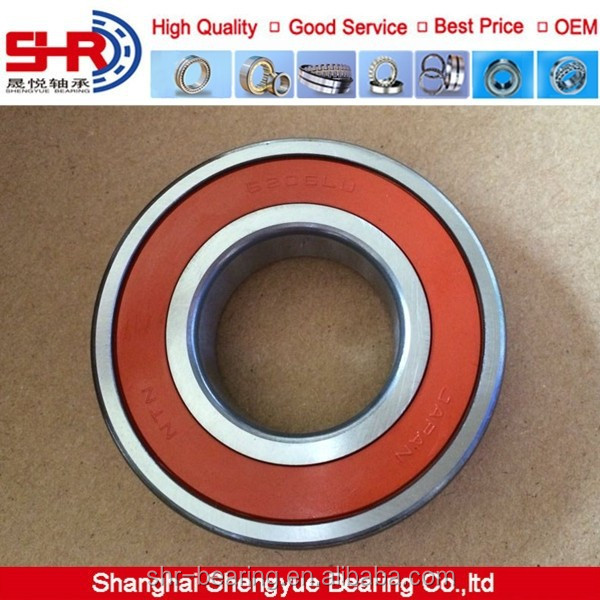 6206LLU 6206ZZ 6206LLB NTN Sealed Bearing