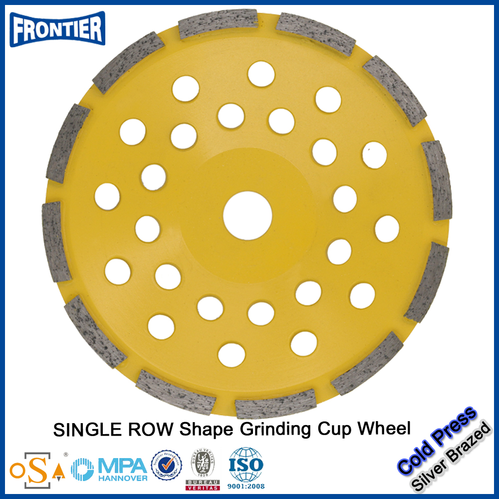 Factory made special discount 1a1 diamond grinding wheels