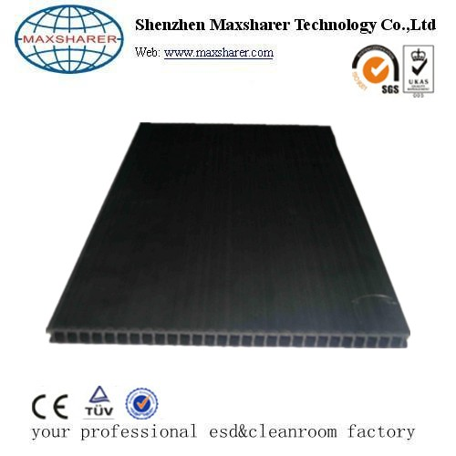 4mm thickness static ESD sheet plastic