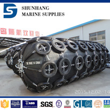 Dia 2x3.5m anti-explosion marine fender made in china