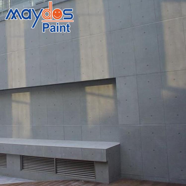 Concrete Look Finish Stucco Paint