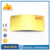 Glossy PET Material Gold Embossing Paper For Luxury Packaging Box