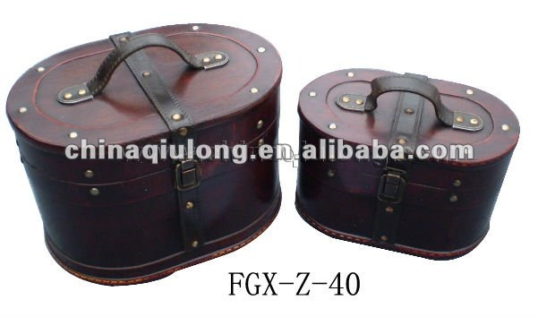 2012 Wooden Antique & Fashion Jewelry Box