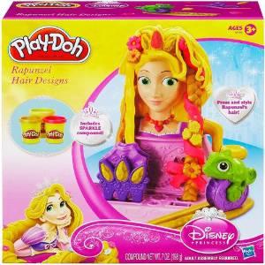 Play-Doh Disney Princess Rapunzel Hair Designs Se