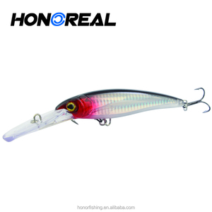 OEM Factory minnow artificial bait trolling tuna fishing lures