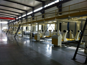 High Speed 5 Layer Corrugated Cardboard Production Line/Corrugated Carton Making Machine/Carton Erecting Packing Machine