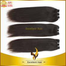 2015 Best Selling Top Quality 100% Unprocessed Remy Virgin Raw Virgin Indian Hair