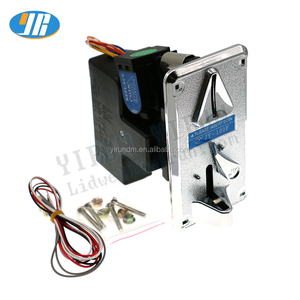 JY100F Coin Comparator Electronic Coin Acceptor Coin Selector with cable screw lowest price