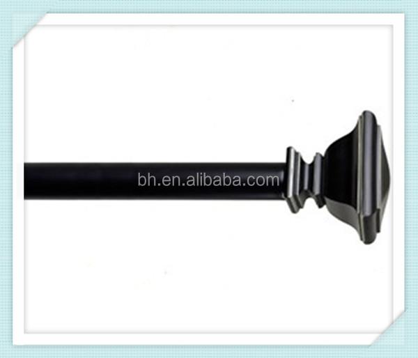 Better Homes and Gardens Square Drapery Rod Set 1 2.54 cm Black Silver_.jpg