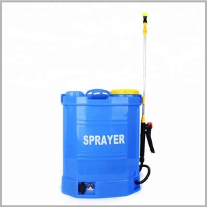 16 liters back pack fruit battery sprayer nozzle