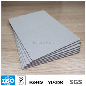 FSC Gray Board 900 GSM Grey Box Board From China Paper Mill