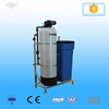 Solving Hard Water Problems ion-exchange resin water softener