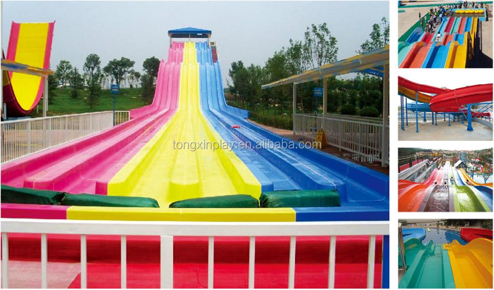Waterpark Ride,Aquatic Slide,Water Rainbow Slides