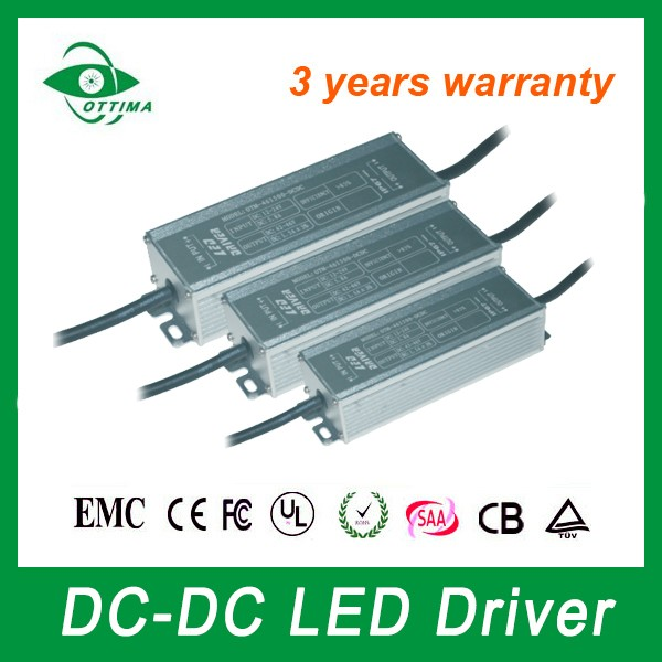 Waterproof Led Driver 50w Dc Dc Power Supply From Shenzhen ...