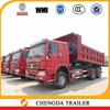 6x4 china dump truck howo tipper truck from directly manufacturer