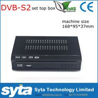 2016 Top Selling Full HD Dvb S2 Mpeg4 USB Satellite Receiver DVB-S2 Upgrade Software Without Dish S1022M5