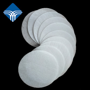 Transportation amount of food absorbent pad material