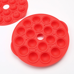 Silicone Muffin Candy Jelly Ice Cream and Soap Molding