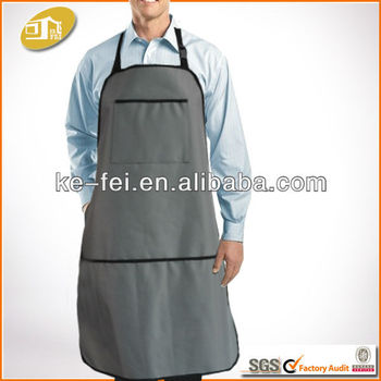 Polyester Plastic Aprons For Men
