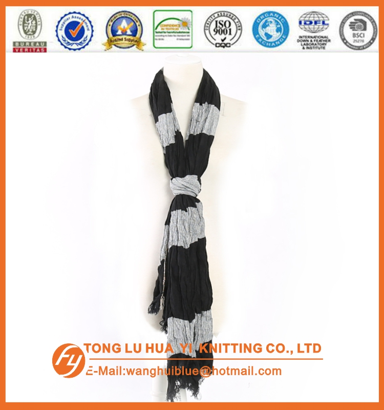 winter woven 100% acrylic world cup sports soccer match scarf