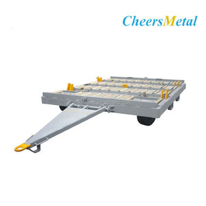 BC070K(A) 7T aviation aircraft transport p1p / p6p / ld1 / ld2 container pallet dolly