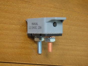 Auto Accessoreis,Automotive Fuse,Boat,Rv,Manual Reset Circuit Breaker - Buy  Circuit Breaker,Breaker,Stud Breaker Product on Alibaba com