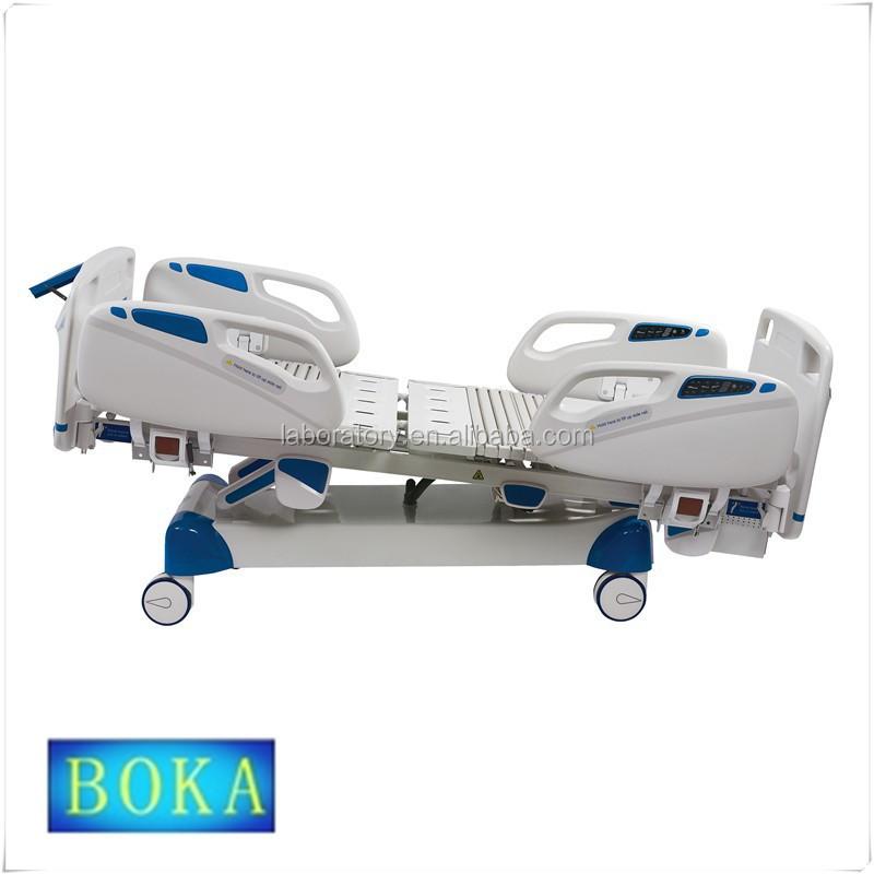 멀티- 기능 전기 병원 침대 LCD 디스플레이-금속 침대 -상품 ID ...