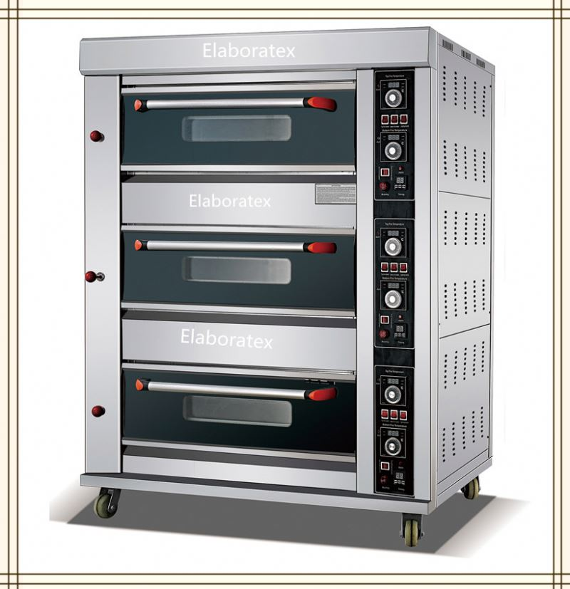 Gas Backofen/Pizza Ofen (CE)