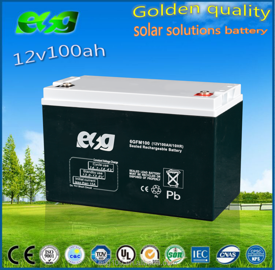 RV/wind/solar energy battery 12v100ah battery lifepo 48v 100ah battery 12v100ah solar storage battery pack