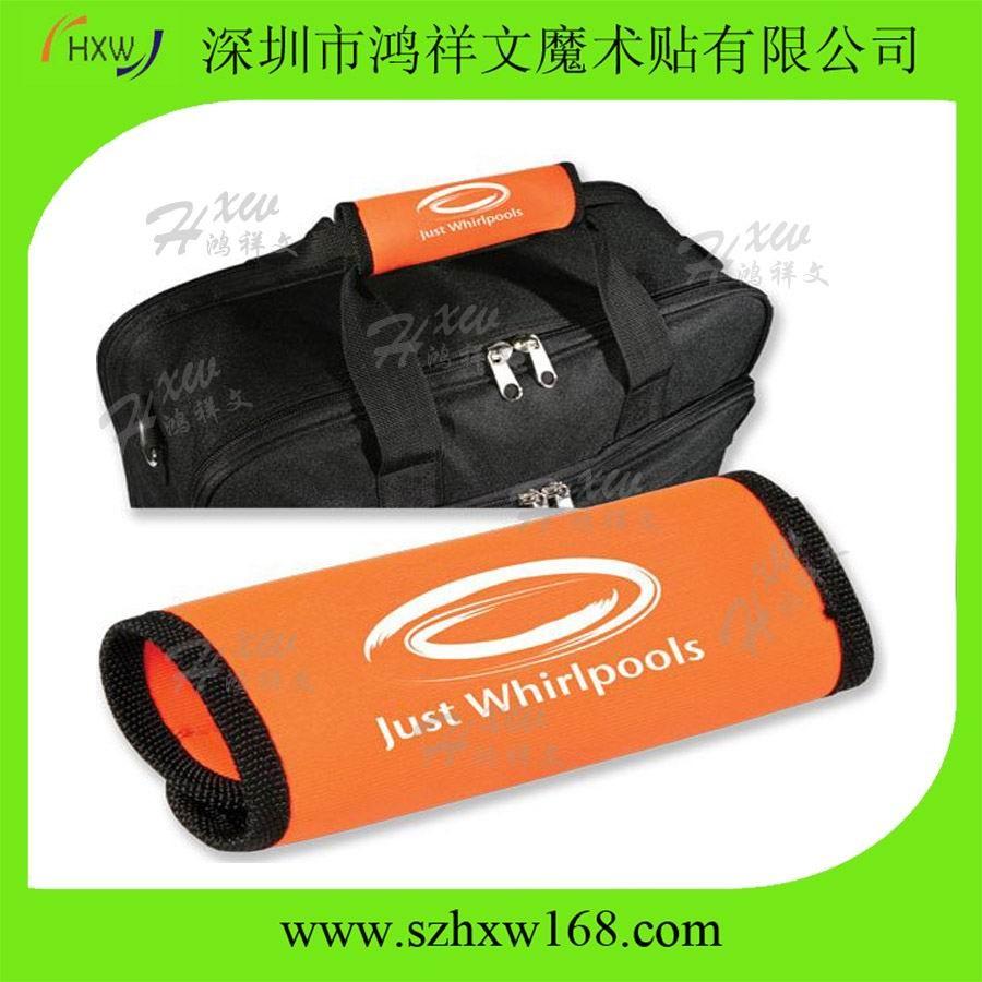 Luggage Handle Wraps Fluorescence Comfort Neoprene