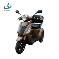 60V 1000W handicapped scooter electric eec tricycle adults