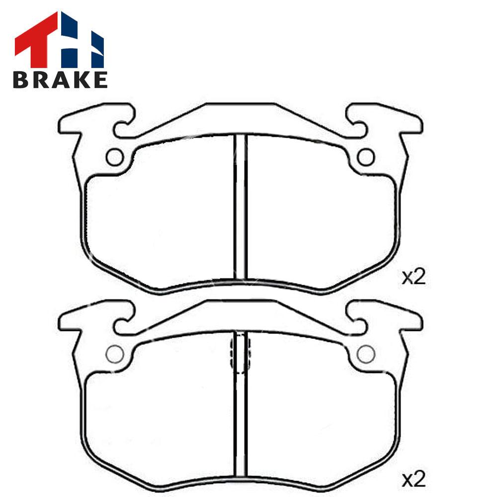 peugeot 206 brake pad, peugeot 206 brake pad suppliers and