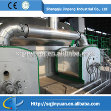 Waste Tyre Pyrolysis Oil Generator