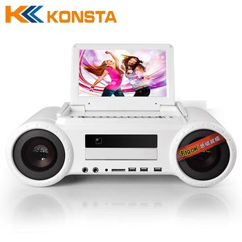 LED DVD Player Home Used Karaoke Machine