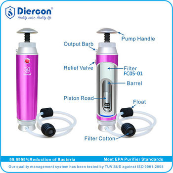 a9a3966dcf C-Diercon Competitive prices soldier water purifier for portable water  purifilter more softener TUV SUD