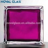 different decorative hollow glass block for building glass with good price