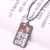 Wholesale alloy pendant necklace Classic game super Mary necklace lady jewelry pendant necklace