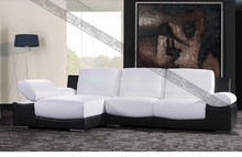 dubai sofa furniture real leather corner sofa Set