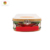 Food Grade Tinplate bread shape lunch handle tin box