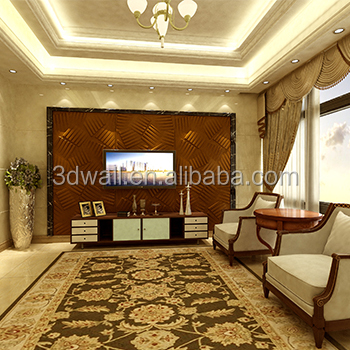 Wall Art Deco Interior Decoration Modern 3d Textuer Wall Panel For Office  Wall