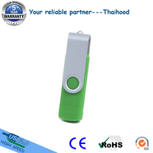 Wholesale Swivel OTG High Speed USB 3.0 Flash Drive, Android Smartphone USB Flash Drive