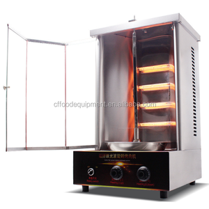 Stainless Steel Electric gyros grill/Doner skewer Machine