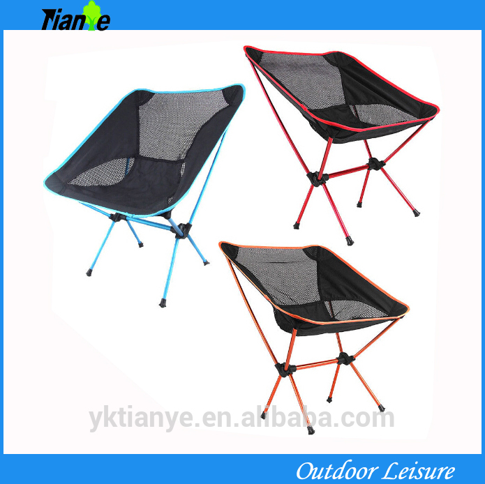 ext rieur en alliage d 39 aluminium ultra l ger portable tabouret pliant chaise de p che de. Black Bedroom Furniture Sets. Home Design Ideas