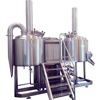 CE Certificate Malt Mill Large 20 BBL Beer Brewery / Brewing Equipment with Brew Kettle