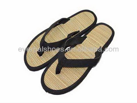 83ebce00a Woven Bamboo Flip Flops Slipper - Buy Woven Bamboo Flip Flops