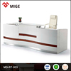Beauty salon reception desks counter table design