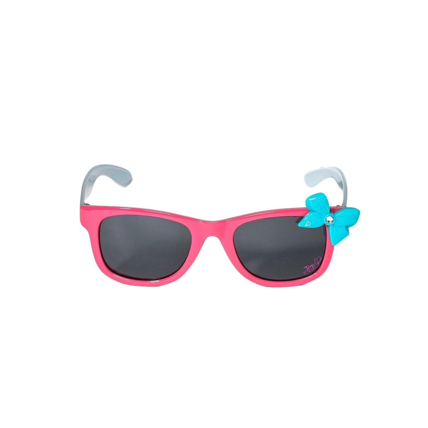 c1f264c47d63 Get Quotations · Jojo Siwa Kids Sunglasses for Girls ages 8-12 UV Protection  Pink