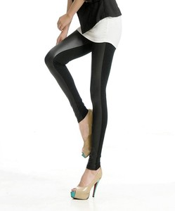 9c808ee92a0b5 Sexy Lady Leather Stretch Legging Wholesale, Sexy Lady Suppliers - Alibaba
